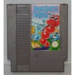 Snake Rattle 'n' Roll NES