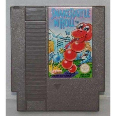 Snake Rattle 'n' Roll NES