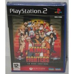 King of Fighters 2000-2001 PS2