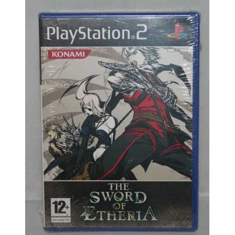 The Sword of Etheria PS2
