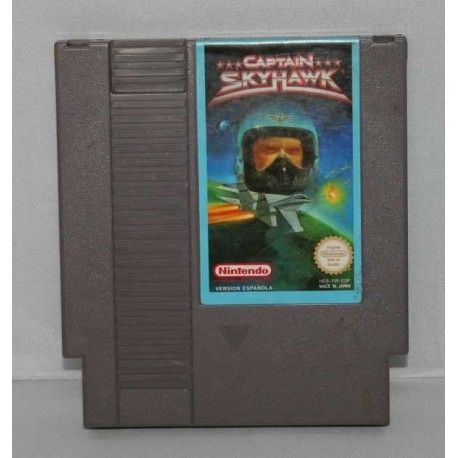 Captain Skyhawk NES