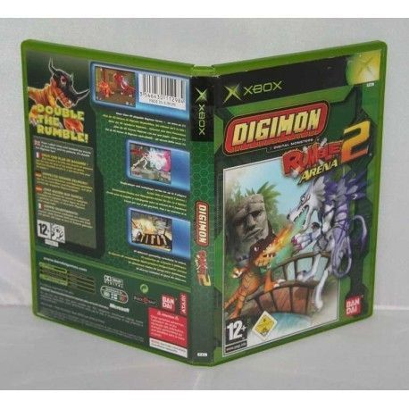 Digimon Rumble Arena 2 Xbox