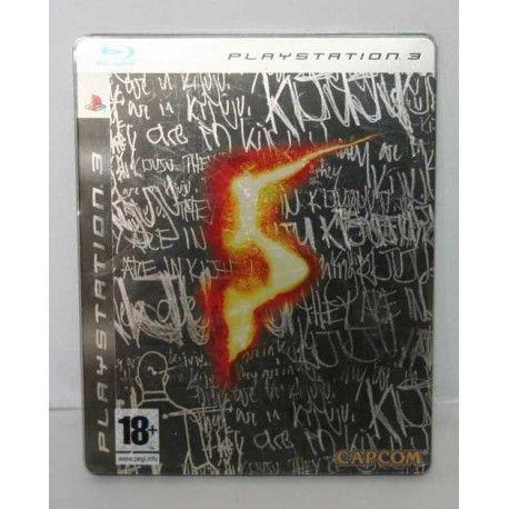 Resident Evil 5 - Edición Especial PS3