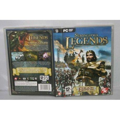 Stronghold Legends (Edición Especial) PC