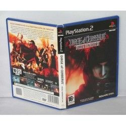 Dirge Of Cerberus - Final Fantasy VII PS2