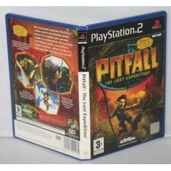 Pitfall: The Lost Expedition PS2