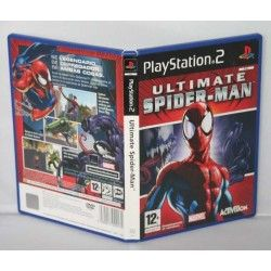 Ultimate Spider-Man PS2