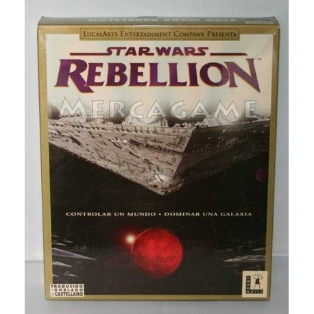 Star Wars : Rebellion PC