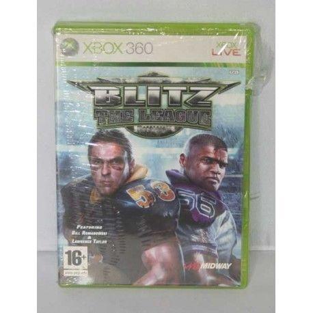 Blitz: The League Xbox 360