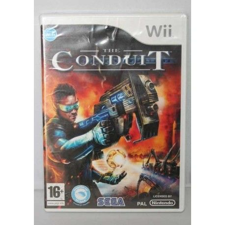 The Conduit Wii