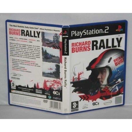 Richard Burns Rally PS2