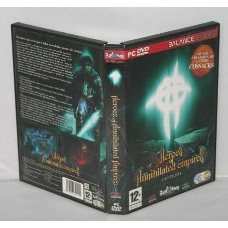 Heroes of Annihilated Empires Capitulo 1 PC
