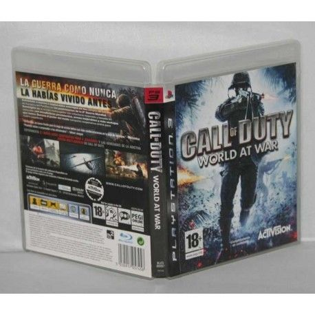 Call Of Duty World At War PS3