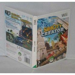 SimCity Creator Wii