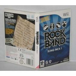 Rock Band Song Pack 1 Wii