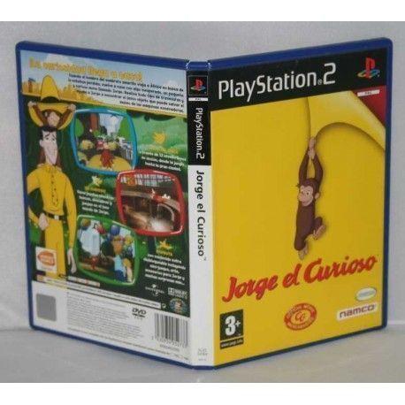 Jorge el Curioso PS2