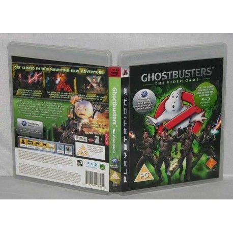 Ghostbusters: The Video Game PS3