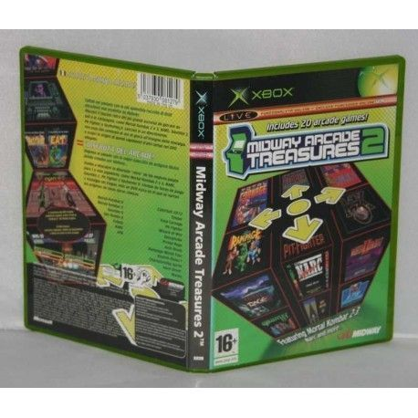 Midway Arcade Treasures 2 Xbox