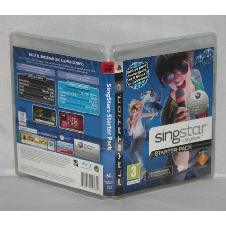 Singstar Starter Pack PS3