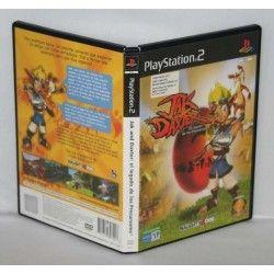 Jak and Daxter: El Legado de los Precursores PS2
