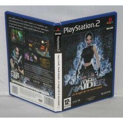 Tomb Raider: El ángel de la oscuridad PS2