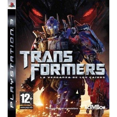 Transformers: La Venganza de los Caídos PS3
