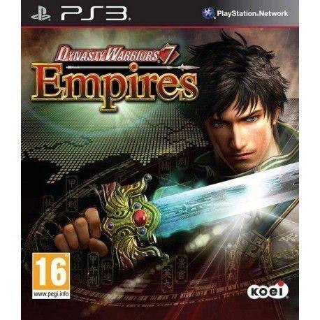 Dynasty Warriors 7: Empires PS3