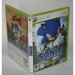 Sonic The Hedgehog Xbox 360