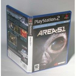Area 51 PS2