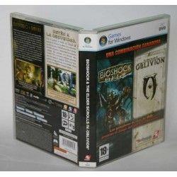 Pack Bioshock + Oblivion PC