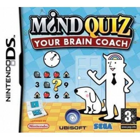 Mind Quiz: Your Brain Coach NDS