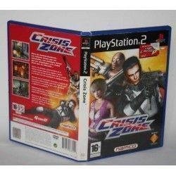 Crisis Zone PS2