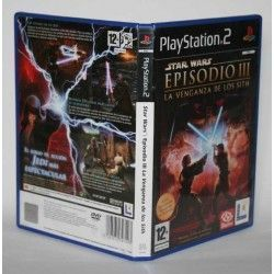 Star Wars: Episodio III la Venganza de los Sith PS2