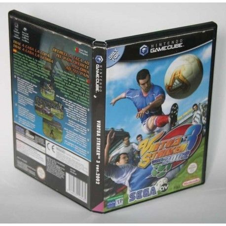 Virtua Striker 3 ver. 2002 Gamecube