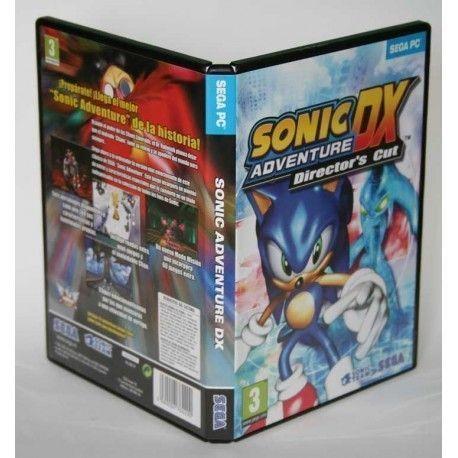Sonic Adventure DX: Director's Cut PC