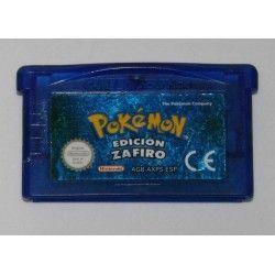 Pokémon Zafiro GBA