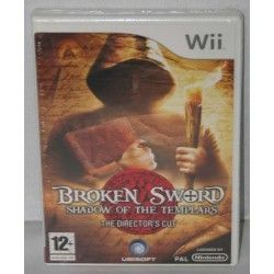 Broken Sword The Shadow of the Templars Director's Cut Wii