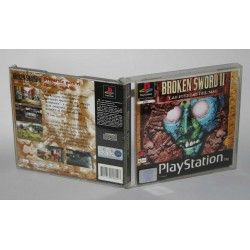 Broken Sword 2 PS1