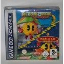 Ms. Pac-Man: Maze Madness / Pac-Man World GBA