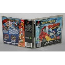 Digimon Rumble Arena PS1