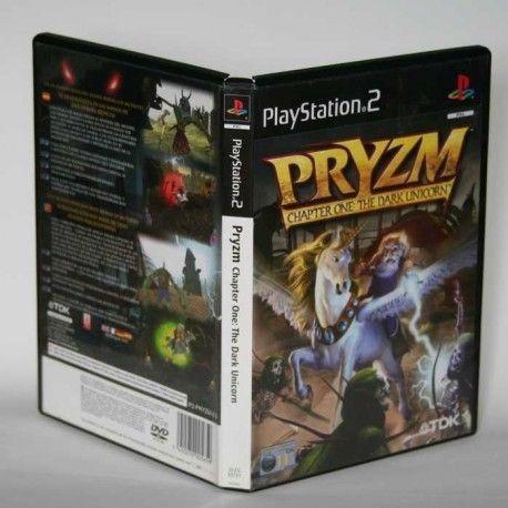 Pryzm Chaper One: The Dark Unicorn PS2