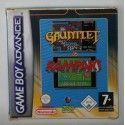 Gauntlet and Rampart GBA