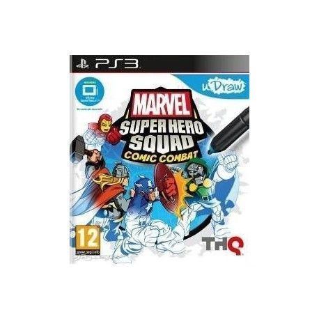 Marvel Super Hero Squad: Comic Combat PS3