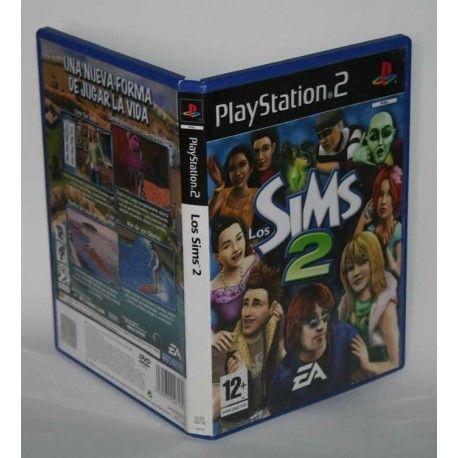 Los Sims 2 PS2