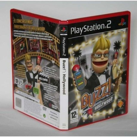Buzz!: Hollywood PS2