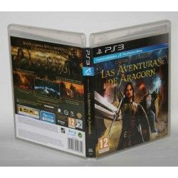 El Señor de los Anillos: Las Aventuras de Aragorn PS3