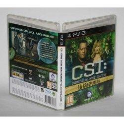 CSI la conspiracion PS3