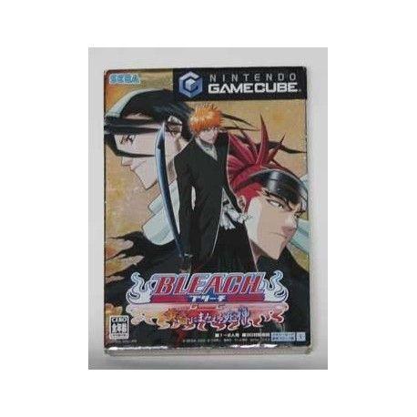 Bleach GC Gamecube
