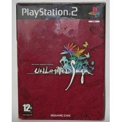 Unlimited Saga PS2