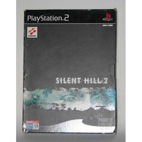 Silent Hill 2 Edición Especial PS2